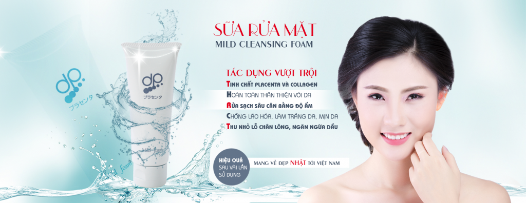 Sữa rửa mặt Mild Cleansing Foam