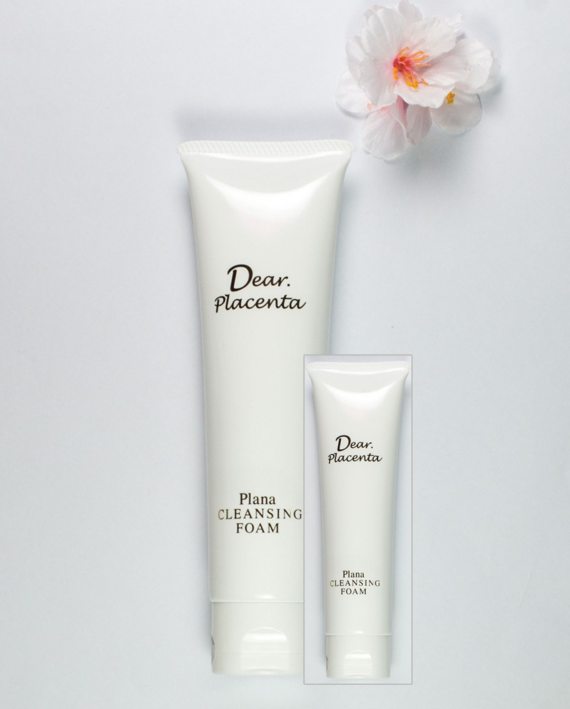 Plana cleansing foam