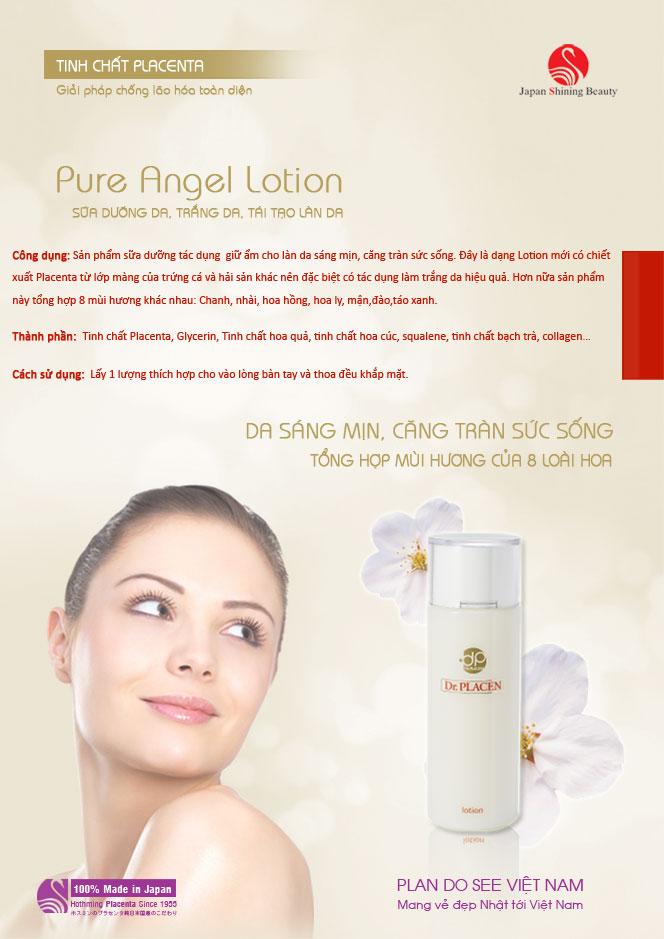 Sữa dưỡng Angel Lotion