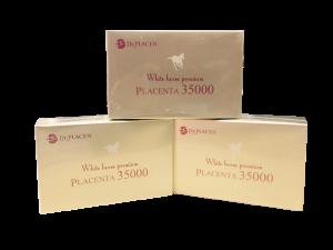 Viên uống bổ sung chứa 100% nhau thai làm đẹp da, tăng cường sức khỏe - Placenta 35000